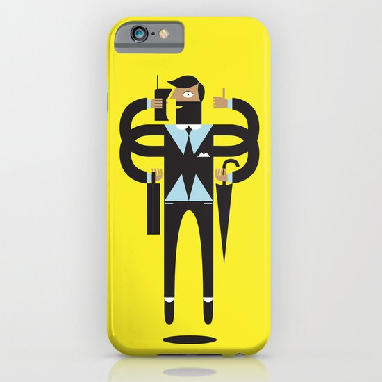 Back to Business iPhone & iPod Case