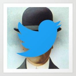 Son of Tweet Art Print