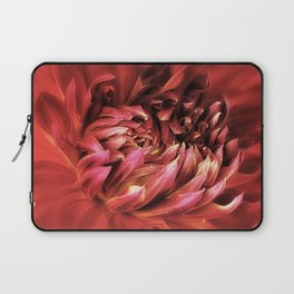 Red Dahlia Passion Laptop Sleeve