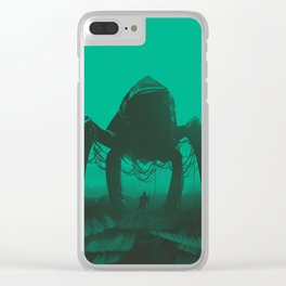 The Ezekiel Effect Clear iPhone Case
