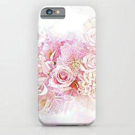 Pink Cloud iPhone Case