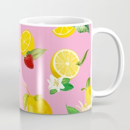 Lemon & Strawberry 4 Coffee Mug