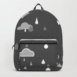 Grey Rains Backpack