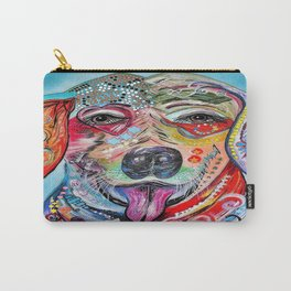Laughing Labrador Carry-All Pouch