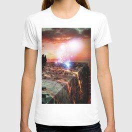 Cube Landscape T-shirt