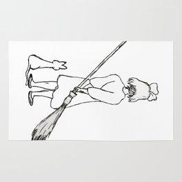 Believe in Yourself (Kiki) - Sketch Rug