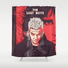 T. L. B. 01 Shower Curtain