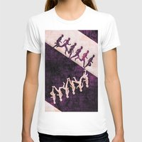 run T-shirts featuring run by KrisLeov