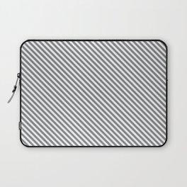 Sharkskin Stripe Laptop Sleeve