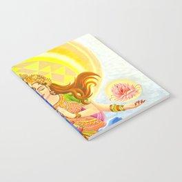 Shiva and Shakti Notebook