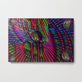 Colorandblack series 545 Metal Print