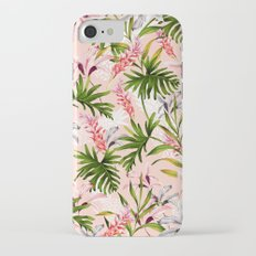 Tropical nature pattern iPhone 7 Slim Case
