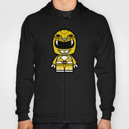 Power Chibi Yellow Ranger Hoody