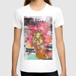 Jean-Michel Basquiat Portrait T-shirt