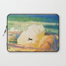 Catmota - N.C. Wyeth Laptop Sleeve