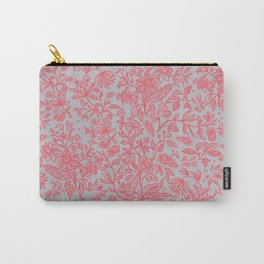 Flower Style Pattern XXV Carry-All Pouch