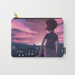 A Million Dollars In Change Carry-All Pouch