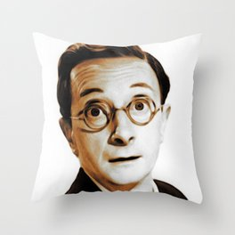 Charles Hawtrey, Carry On Legend Throw Pillow
