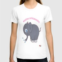 german T-shirts featuring Ellie (German) by Mishell