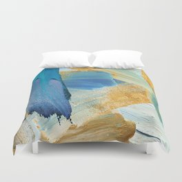 Easterly Abstract Duvet Cover