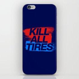 Kill All Tires v3 HQvector iPhone Skin