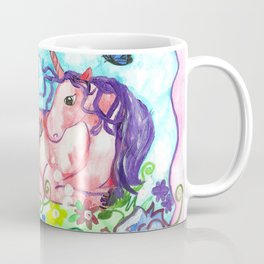 Unicorn and friends Coffee Mug
