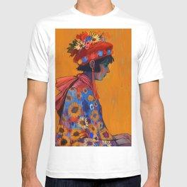 Asteraceae T-shirt