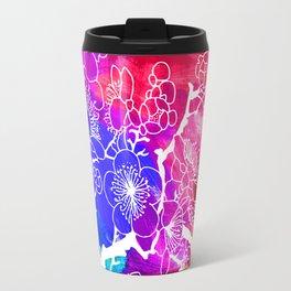 Flowers I Travel Mug