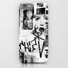 :: STREET ART //PART III - HAMBURG iPhone 6s Slim Case
