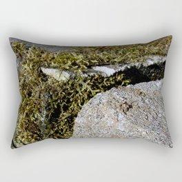Nature's Mossenger Rectangular Pillow