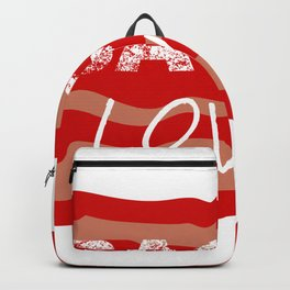 Bacon lover Backpack