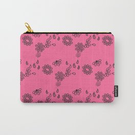 Tiny flowers pattern Carry-All Pouch