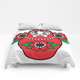 Duška's Babuška Comforters