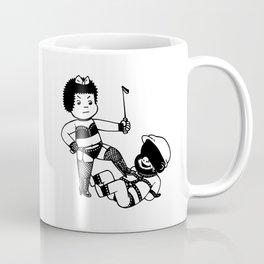 Slug 'Em Coffee Mug