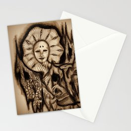 Helios (Color Variant) Stationery Cards