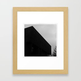 GREAT CUBE Framed Art Print