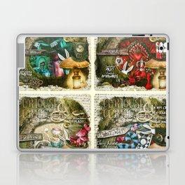 Alice of Wonderland Series Laptop & iPad Skin