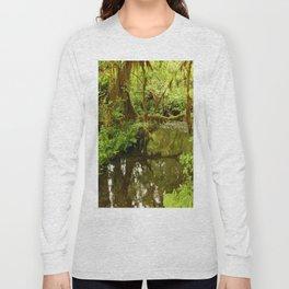 Rainforest Reflection Long Sleeve T-shirt