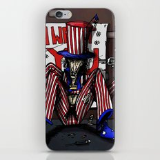 Uncle Sammy iPhone & iPod Skin
