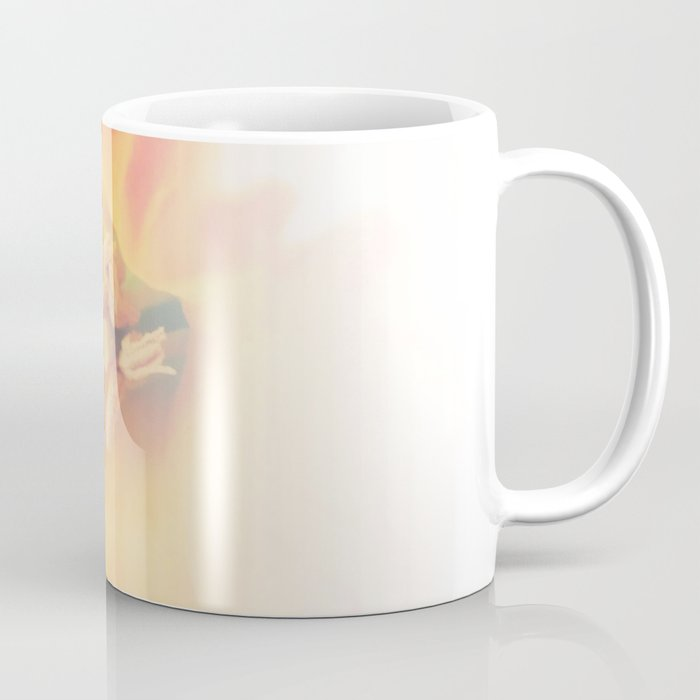 Closeup Narcissus 2 Coffee Mug