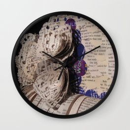 Oh...You're Gonna Lose your Soul Wall Clock