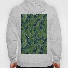 Leaves Bananique in Atlantic Navy Hoody