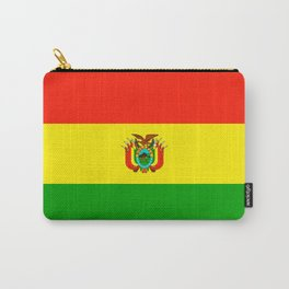 Flag of Bolivia Carry-All Pouch