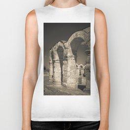 Roman amphytheatre Biker Tank