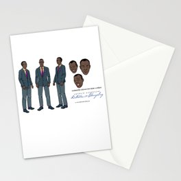 Dean Winters Character Design II Stationery Cards