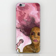 Macy Gray's Greatest Hits iPhone & iPod Skin