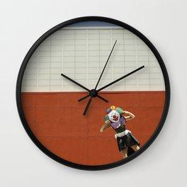 """""""Click It"""" Wall Clock"""