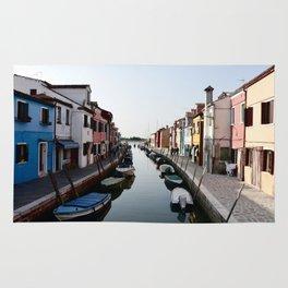 Burano, Italy Rug