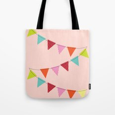 Hooray for girls! Tote Bag