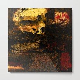 Encounters 32j by Kathy Morton Stanion Metal Print